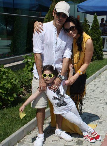 """Andreea Marin, dezvăluiri despre Violeta: """"Fetiţa mea va fi şi la tatăl ei!"""