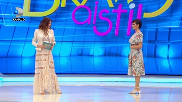 """Maurice Munteanu: """"Marisa a imprumutat sandalele de la Raluca Badulescu""""! Replici spumoase, la emisiunea """"Bravo, ai stil!"""", azi, de la 16.30, la Kanal D!"""
