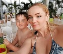 """Maria Constantin se topeste cand vorbeste despre baietelul ei: """"E sufletul meu, minunea mea"""""""
