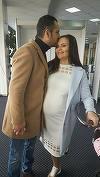 Madalin Ionescu va asista la nasterea fetitei sale, Petra! Prezentatorul tv a urmat cursuri de ingrijire a bebelusilor! Frumoasa Cristina Siscanu mai are putin si va deveni mamica! | EXCLUSIV!