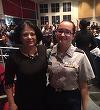 Cat de fericita e Elena Carstea alaturi de cele doua fetite adoptate! Sandra e in armata americana, iar Adriana a fost premiata in haina de Politie! | EXCLUSIV