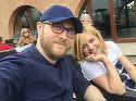 Simona Gherghe s-a maritat? Buchetul a dat-o de gol