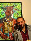 Dezvaluiri incredibile! Cum l-a salvat Florin Salam de la bataie pe un celebru pictor roman! Scandalul colosal s-a intamplat la Paris