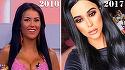 Mai tineti minte cum arata Daniela Crudu la inceputurile ei in tv? Transformarea socanta a brunetei de atunci si pana azi! FOTO COMPARATIV