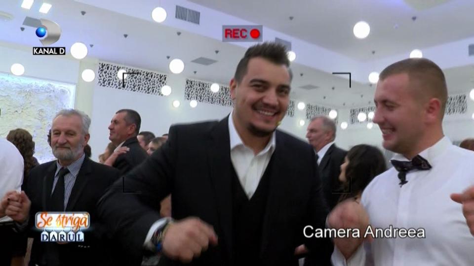 """Astazi incepe noul sezon """"Se striga darul"""", de la ora 20:00, la Kanal D. Andreea Mantea trece in spatele camerei de filmat"""