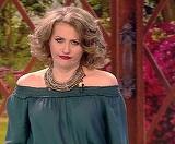 """Un manelist i-a recunoscut Mirelei Vaida ca isi insala nevasta! Reactia prezentatoarei TV: """"Mi-e mila de sotia ta"""""""