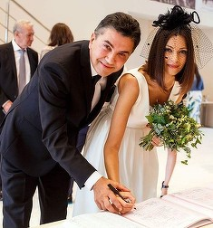 """Andreea Berecleanu, o femeie tare norocoasă! Declaraţia incredibilă făcută de soţul ei: """"Sânii fac parte din magia femeii"""""""