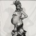 E însărcinată în opt luni şi nu s-a ferit să îmbrace costum de baie! Imaginile cu Beyonce au făcut înconjurul lumii