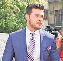Victor Slav s-a pozat in Turcia si toti s-au amuzat! Imaginea a strans mii de like-uri