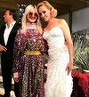 Anca Pop a petrecut la Cannes alaturi de Uma Thurman si Rihanna