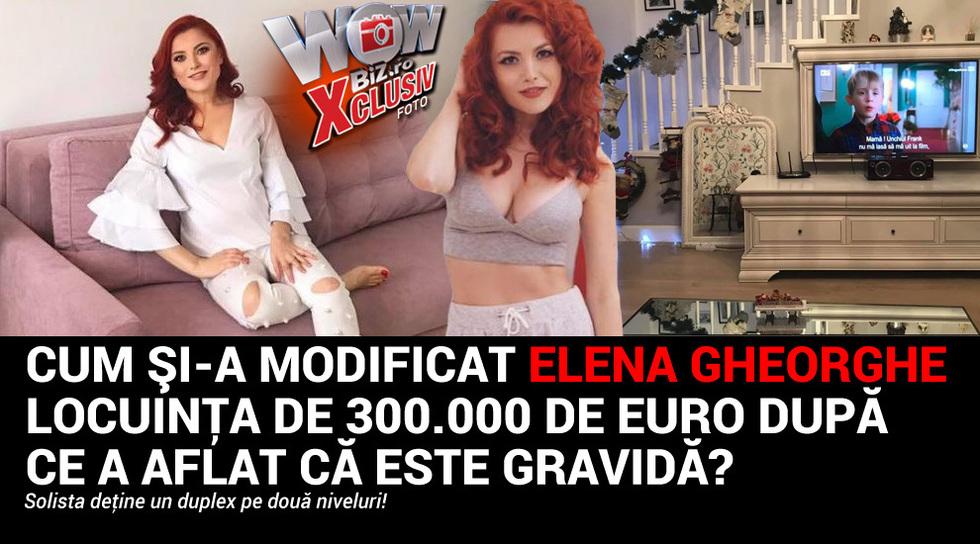 Cum si-a modificat Elena...