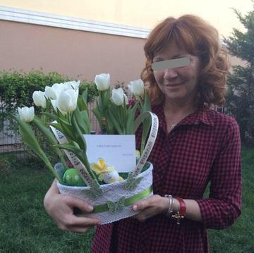 Sotia lui Nicu Alifantis a implinit 56 de ani! Uite cum arata Anca