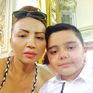 Narcisa Guta este mandra de fiul ei! Cum a surprins-o Alberto