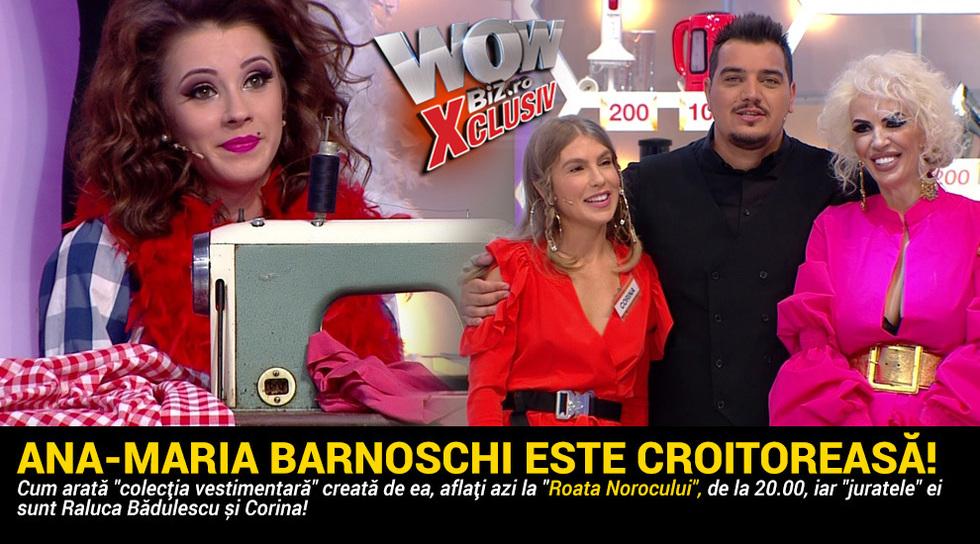Ana-Maria Barnoschi este...