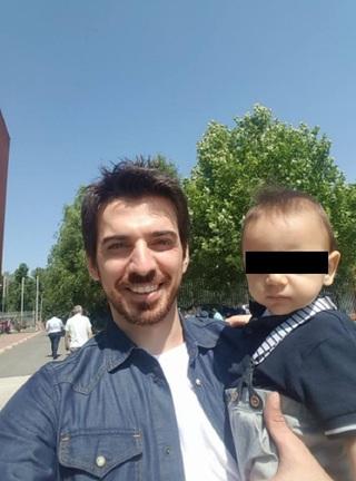"""Tuncay Ozturk, imagine unica! A facut un anunt neasteptat: """"Astazi este zi de sarbatoare. Copilasul meu..."""""""