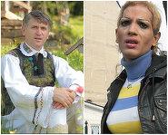 "Cum l-a cunoscut transsexualul Naomi pe Cristian Pomohaci? ""E homosexual, va spun eu. Ne-am vazut prima data la..."""