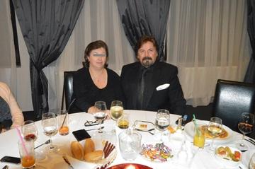 Sotia lui Adrian Daminescu a implinit 53 de ani! Daniela lucreaza la Uniunea Nationala a Artistilor din Romania