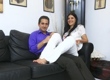 Campionul farselor Gabriel Fatu a saracit dupa divortul de prima sotie! Din averea lui au disparut obiecte de arta in valoare de 43.000 de euro! EXCLUSIV