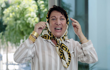 "Oya Basar, Sultan din serialul ""Bahar: Viata furata"", s-a luptat ani intregi cu cancerul"