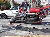 Vedeta TV, de urgenta la spital! Cristian Hrubaru a avut un accident grav de motocicleta!