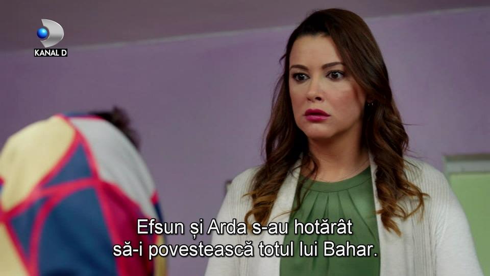 """Bahar, pe urmele asistentei Zuhal! Afla tanara adevarul despre fiica sa? Nu ratati azi, un nou episod din """"Bahar: Viata furata"""", de la 20.00, la Kanal D"""