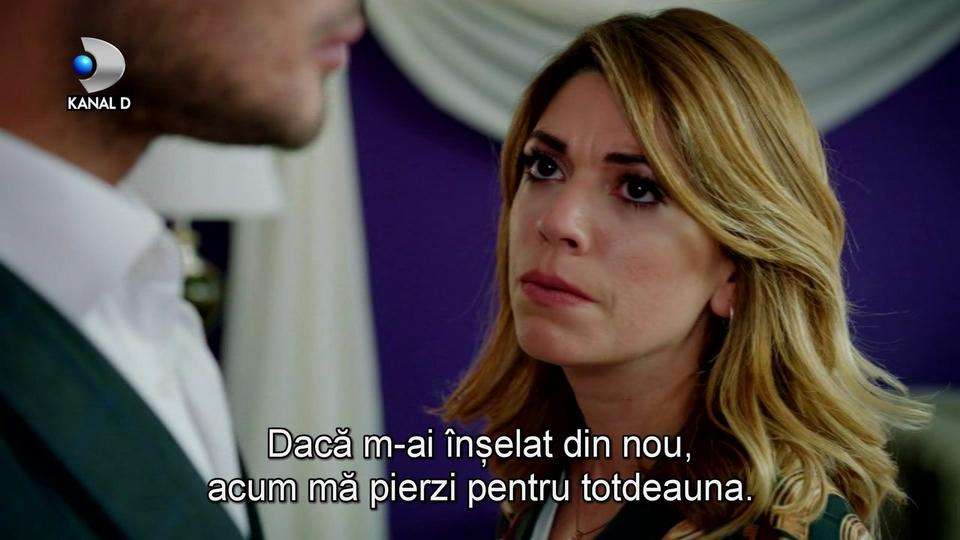 """Ates, fata in fata cu dusmanul sau de moarte, Kenan! Ce promisiune ii face acestuia aflati azi, in """"Bahar: Viata furata"""", de la 20.00, la Kanal D"""