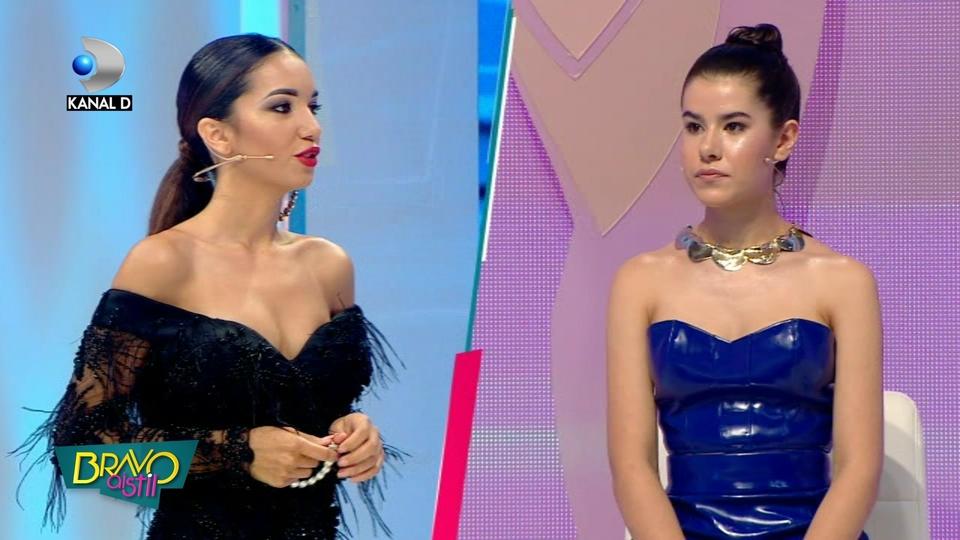 """Denisa il uimeste pe Razvan Ciobanu! Ce spune concurenta despre Larisa, fosta finalista de la """"Bravo, ai stil!"""", azi, de la 16.30, la Kanal D"""