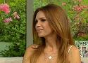 """Cristina Spatar s-a reinventat dupa divort! Cantareata este fericita si a facut marele anunt, in direct: """"Sunt... """""""