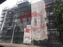 """Acesta este blocul in care Serghei Mizil a investit in jur de 700.000 de euro. Apartamentele s-au vandut ca """"painea calda"""". """"Mai sunt cateva de lux, cu terasa"""" FOTO EXCLUSIV!"""