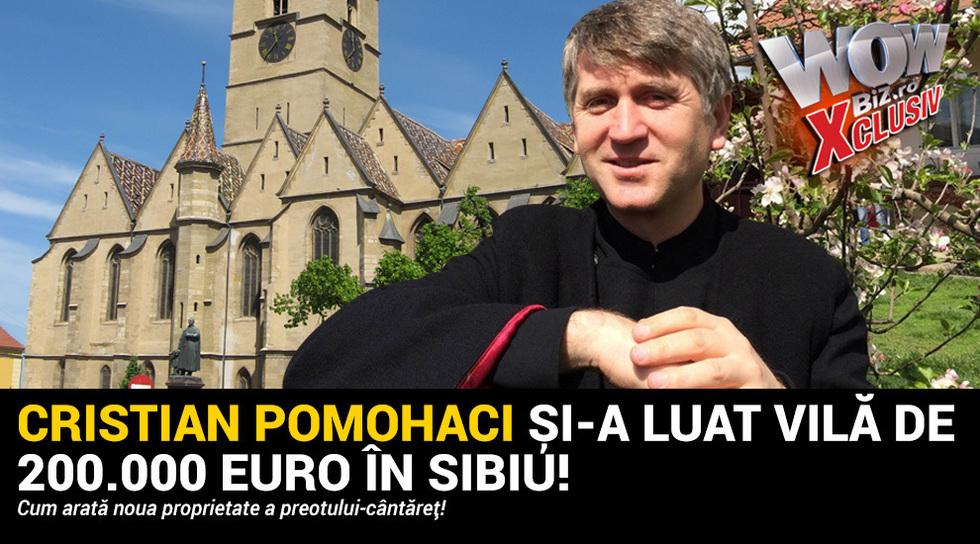 Cristian Pomohaci si-a luat...