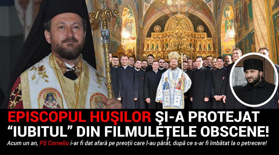 Episcopul Husilor si-a...