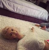 """Andreea Balan a facut anuntul: """"E minunat sa fii mama"""""""