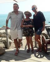Surpriza uriasa! Cum si-a facut aparitia pe plaja Mirabela Dauer la 70 de ani! Si-a pus pantaloni scurti si a aratat ca o pustoaica!