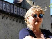 """Actrita Nuami Dinescu a povestit legatura ei cu primul subprefect al Capitalei: """"A fost prima mea iubire si primul om care mi-a spus, fara prea multe cuvinte, ca sunt importanta si ca merit mult!"""""""