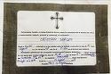 Modalitatea incredibila prin care familia lautarului mort in accident a anuntat funerariile lui! A ales o invitatie tipizata si a scris de mana detaliile!