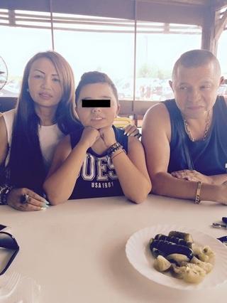 Fiul de 10 ani a lui Guta, injuraturi ca la usa cortului pe Facebook! Alberto sustine ca a fost victima hackerilor