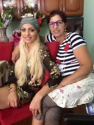 Nicoleta Guta s-a fotografiat cu mama ei si multora nu le-a venit sa creada! Ce s-a vazut in poza?