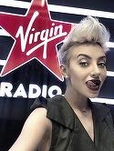 Giulia Anghelescu s-a intors la una dintre primele iubiri: radio-ul si a fost DJ pentru o saptamana