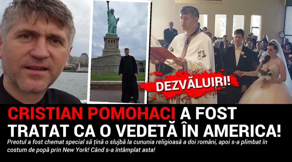 Cristian Pomohaci a fost...