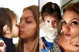Anais, fetita lui Nicolae Guta si a lui Beyonce, calca pe urmele manelistului! Cum a fost surprinsa de ziua ei de nastere