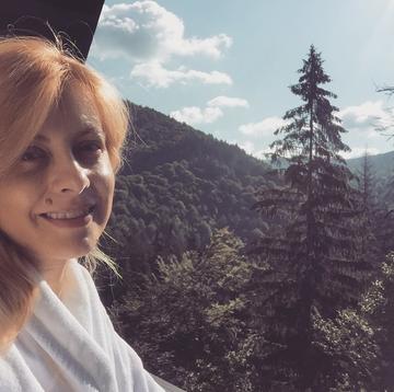 """Simona Gherghe, mărturisire neaşteptată: """"Am fugit de acasă!"""""""