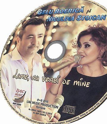 """Niculina Stoican scosese un CD cu Genica Boerica! """"E talentat""""- Cel mai mare fan al controversatului om de afaceri era Mitica Dragomir"""