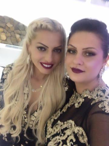 Incredibil! Nicoleta Guta ii tine partea fostei cumnate, Daniela, parasita de fratele manelistei pentru o blonda!