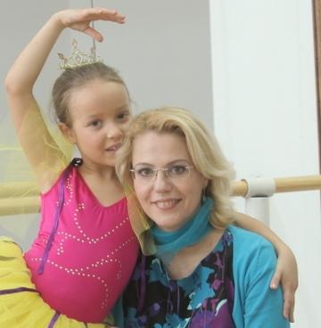 Raluca Moianu, la conducerea unei renumite Academii de Balet!