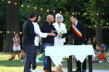 """Primele declaratii ale Ginei Pistol dupa ce au aparut poze de la nunta cu Scarlatescu: """"Catalin imi este..."""""""