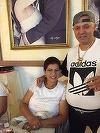 Prima sotie a lui Nicolae Guta a facut show la o nunta din Petrosani! Mariana, femeia care i-a daruit 5 copii manelistului, a dansat non-stop FOTO