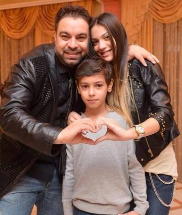 Fiul lui Florin Salam, imagini controversate! S-a lasat de scoala si merge sa cante la nunti