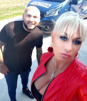 Lenna Horvath si Dani Mocanu au facut spectacol pe aerodromul din Tuzla! Cei doi au investit zeci de mii de euro intr-un clip nou! Afla detalii si vezi imagini exclusive! VIDEO