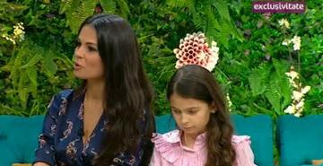 """Panica in avion! Anca Serea si copiii, episod traumatizant in timpul zborului Bucuresti-Roma! """"Moise a cazut, mama a cazut peste el"""""""