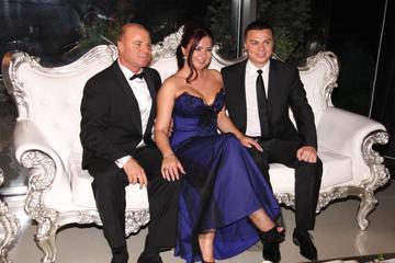 Nicu Gheara va fi socru mare! Fiul lui se casatoreste cu o tanara superba, iar nasi vor fi Raluca si Walter Zenga